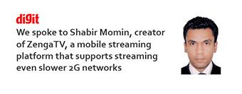 Mobile streaming platform Zenga TV looks to double revenues