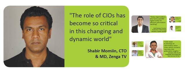 CIOs are the & acute Change Leaders & acute