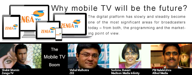 Why Mobile TV will be the Future?