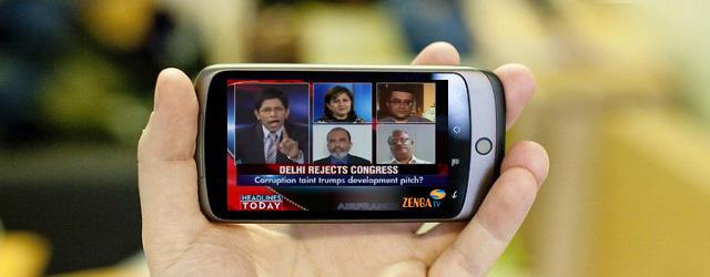 The mobile TV boom